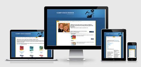 Corff Voice Studios | Voice & Dialect Coaches