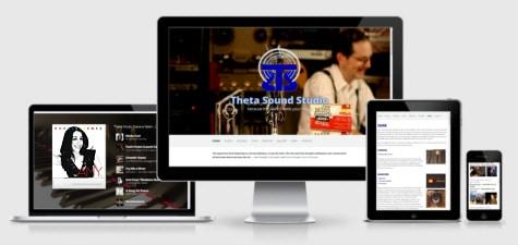 Theta Sound Studio | Audio & Video Production
