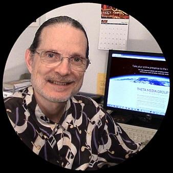 Randall Michael Tobin, President, Theta Media Group, Inc., Website Design, Branding and E-Commerce
