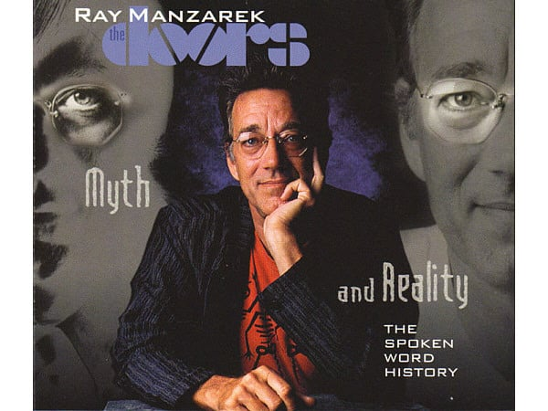 Ray Manzarek Doors CD Cover Scan 450x