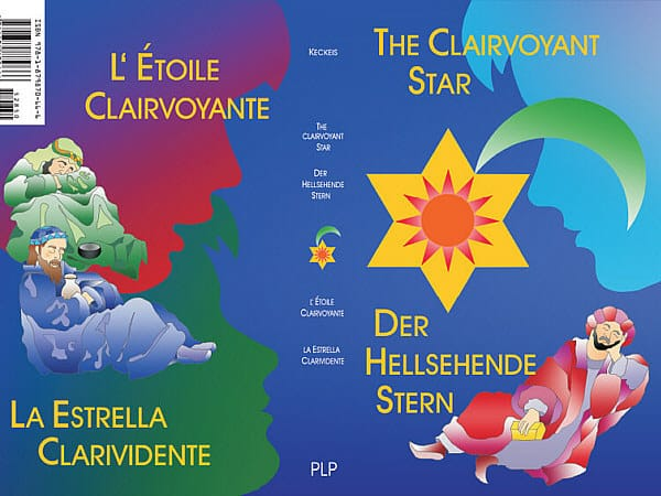 The Clairvoyant Star Dust Jacket 600x450
